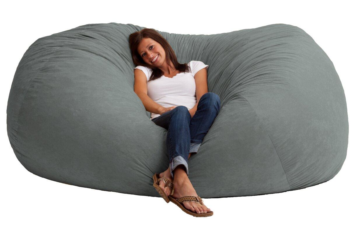 default_name - Comfort Research Fuf Bean Bag Sofa & Reviews Wayfair