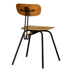 Supreme Side Chair by Corrigan Studio