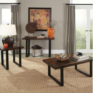 Foundry Select Bluffview 3 Piece Coffee Table Set