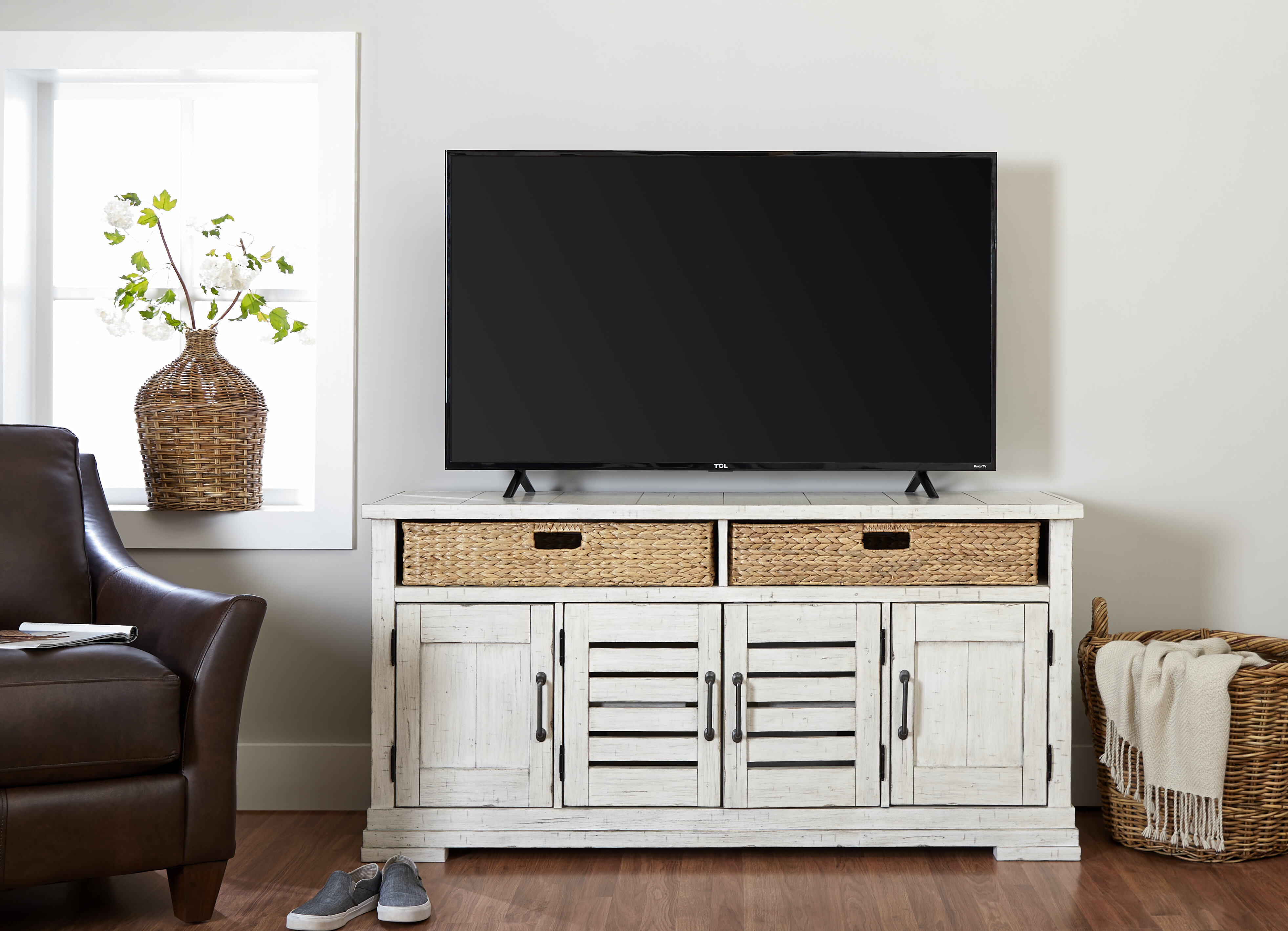 Trisha Yearwood Home Tv Stand