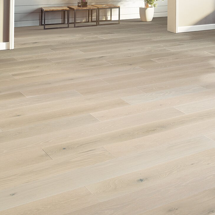 "Coastal Allure 7"" Engineered Oak Hardwood Flooring"