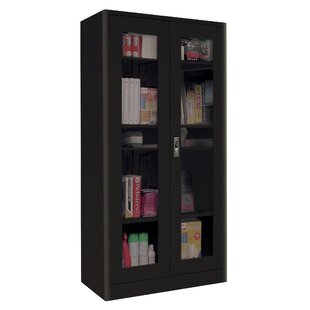 Elite Radius Edge 2 Door Storage Cabinet by Sandusky Cabinets