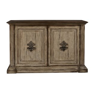 Apolonio 2 Door Accent Cabinet by One Allium Way