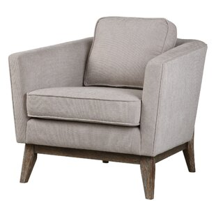 Gabriella Linen Armchair By Foundry Select