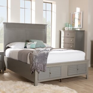 Alves Storage Panel Bed by Darby Home Co