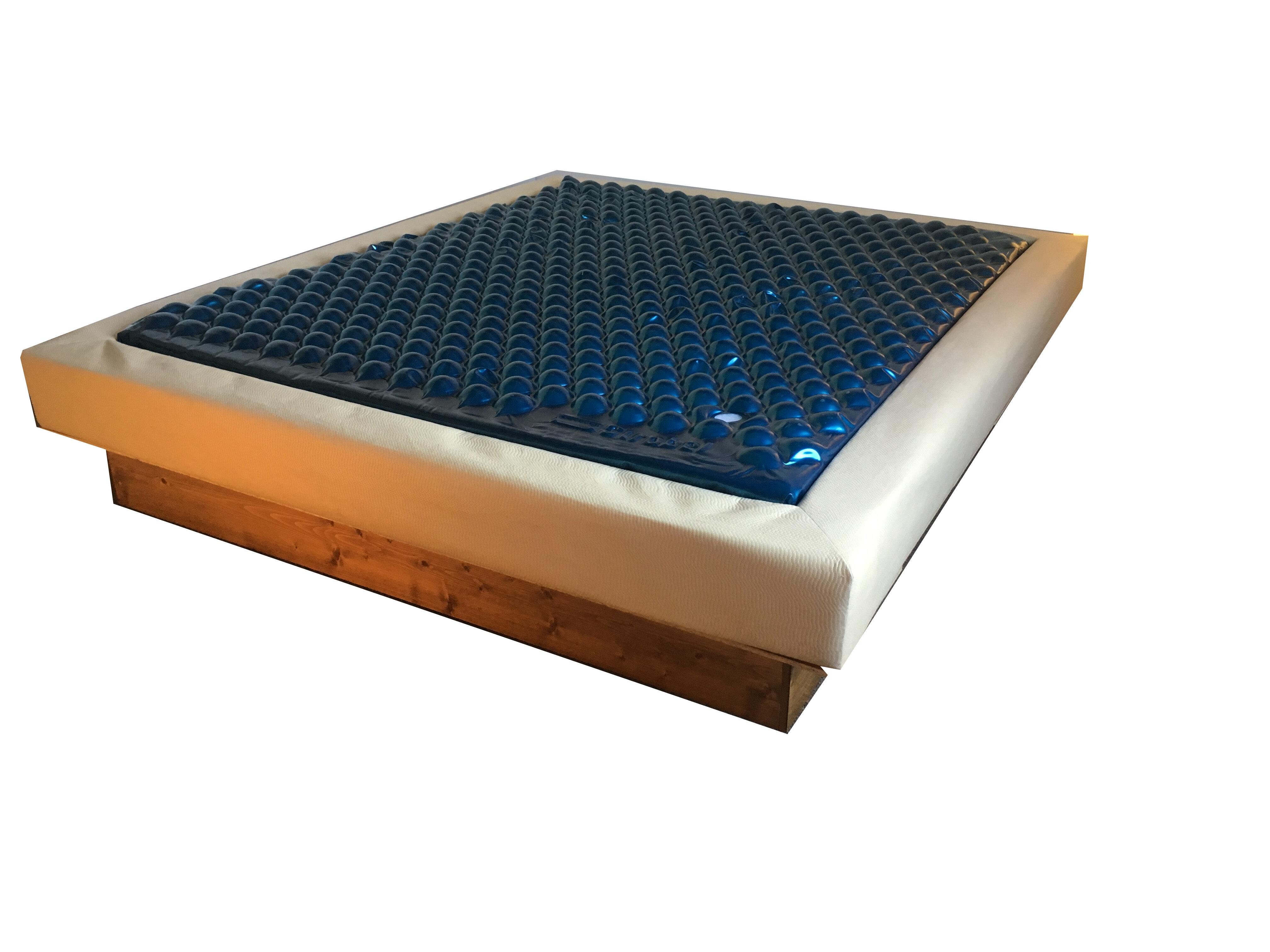 Strobel Technologies Sof Frame Complete 20 Hard Side Waterbed Mattress Wayfair
