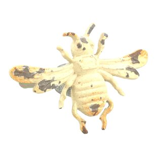 Handpainted Bee Novelty Knob (Set of 4)