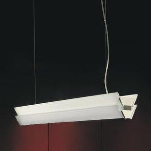 Duplex 2-Light Kitchen Island Pendant by ZANEEN design