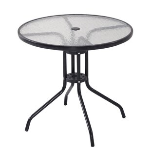 Noles Stainless Steel Dining Table Image