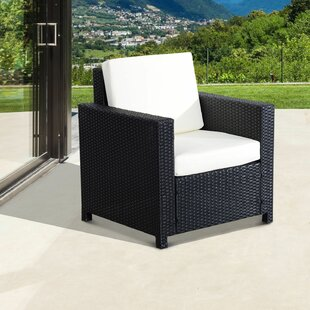 Garden Chair With Cushion