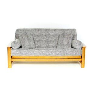 Snowcat Box Cushion Futon Slipcover