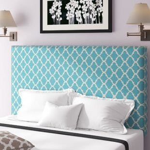 Chang Queen Upholstered Panel Headboard by Winston Porter