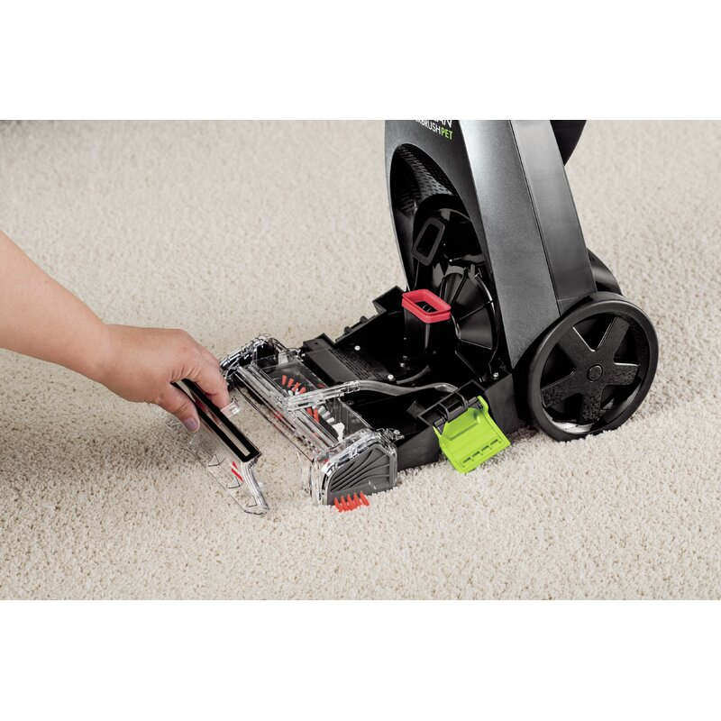 Bissell Turboclean Powerbrush Pet Carpet Cleaner Reviews Wayfair