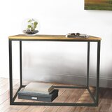 Liggins Console Table by 17 Stories