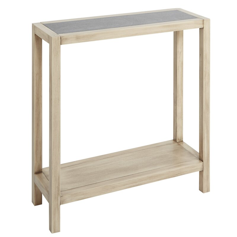 Attrayant Hummel Wood Rectangle Slim Console Table