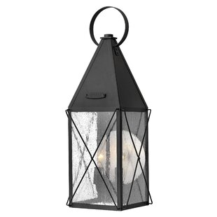 York 2-Light Outdoor Wall Lantern