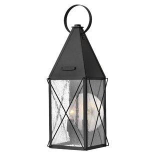 York 2-Light Outdoor Wall Lantern