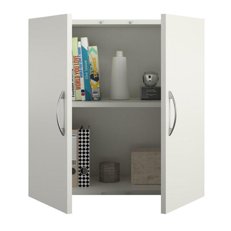 Wayfair Basics 24 H X 23 W X 12 D Wall Cabinet Reviews Wayfair