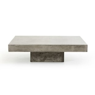 Jessie Square Concrete Coffee Table