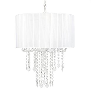 Harriet Bee Fletcher Shaded 1-Light Pendant