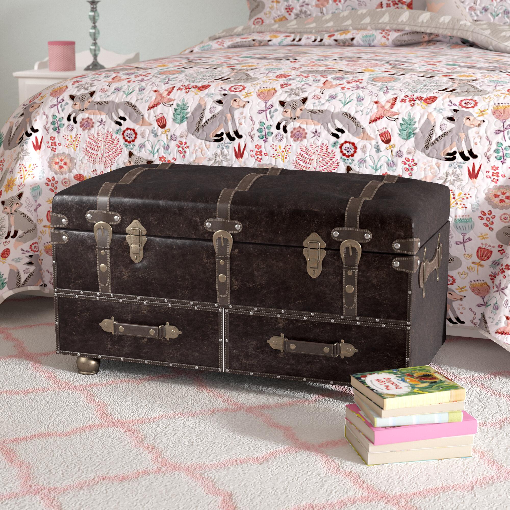 Bed Trunk | Wayfair