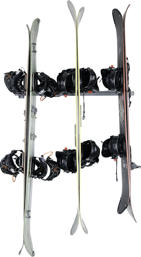 Monkey Bar 6 Snowboard Wall Mounted Rack | Wayfair