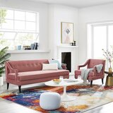 Wellow Performance 2 Piece Living Room Set by Rosdorf Park