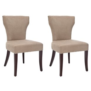 Galarza Side Chair (Set of 2) by Charlton Home