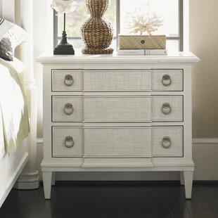 Ivory Key Tucker's Point 3 Drawer Dresser