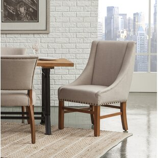 Sabina Casual Upholstered Dining Chair (Set of 2)