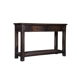 World Menagerie Jahnke 2 Drawer Console T..