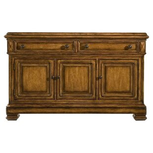 Rangel Wood Sideboard DarHome Co
