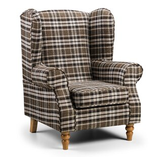 Oxford Wingback Chair