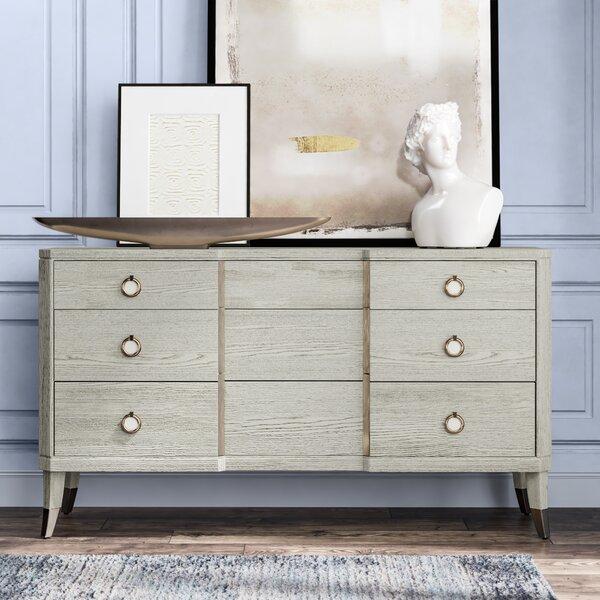 Bernhardt Domaine 9 Drawer Dresser