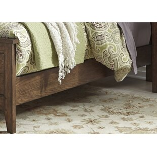 Price Check Dahl Panel Bed by Harriet Bee Reviews (2019) & Buyer's Guide