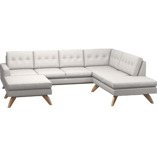 Luna Sectional with Ottoman and Bumper