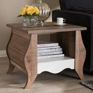 World Menagerie Elicia End Table