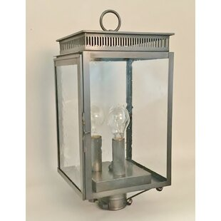 Brass Traditions 1800 Series 3-Light Lantern Head