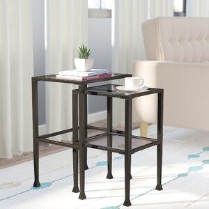 Sabrina 2 Piece Nesting Tables