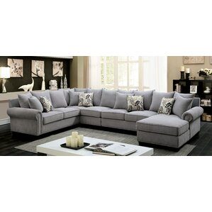 Braidwood Sectional by Red Barrel Studio
