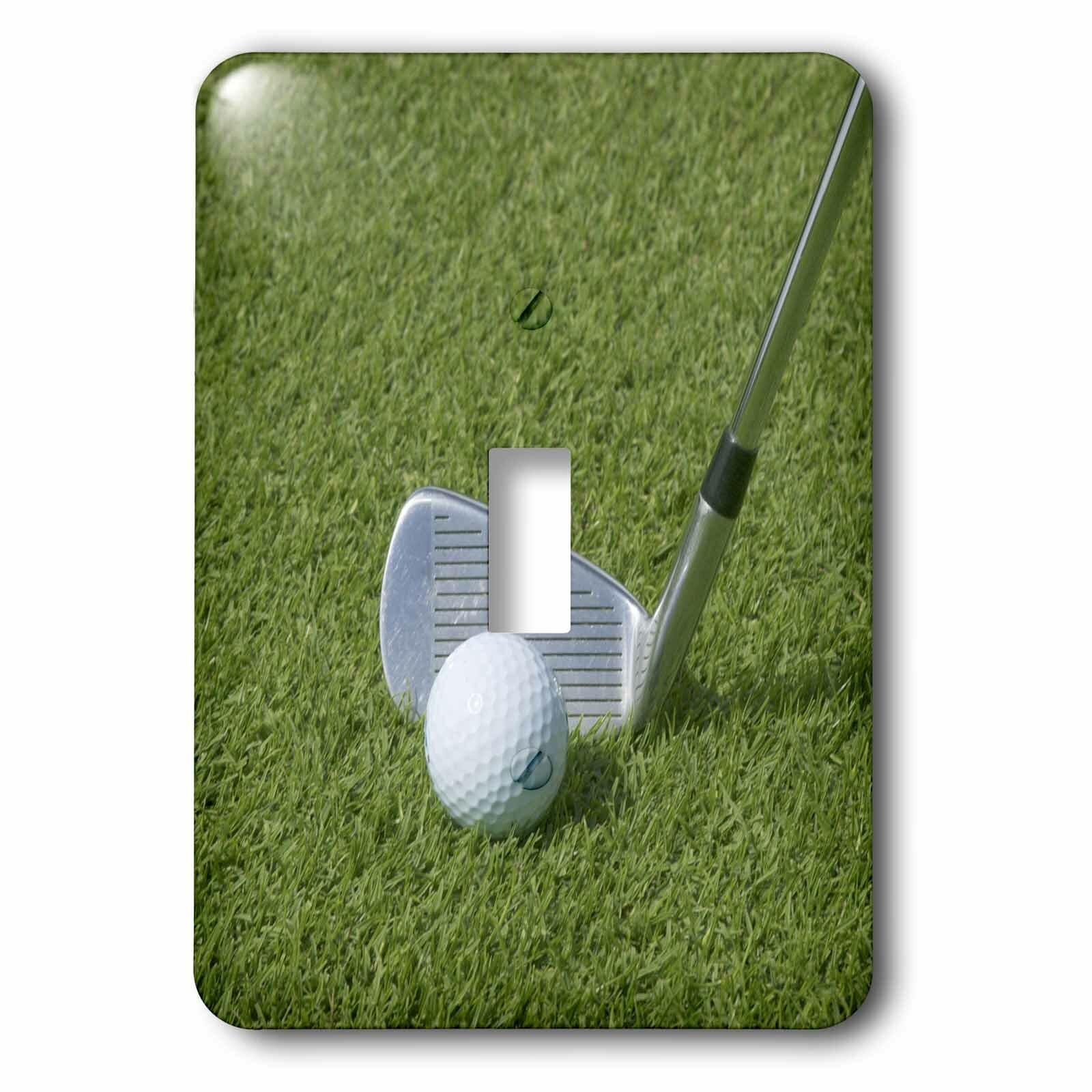 3drose Dominican Republic Bavaro Punta Blanca Golf Club 1 Gang Toggle Light Switch Wall Plate Wayfair