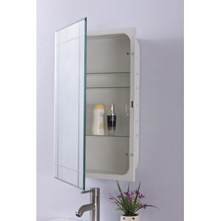 16 x 26 Recessed Medicine Cabinet by Bellaterra Home