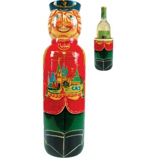 Fifer Nutcracker 1 Bottle Tabletop Wine R..