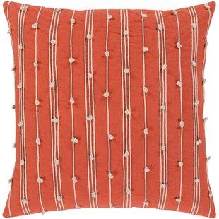 Aiken 100% Cotton Throw Pillow