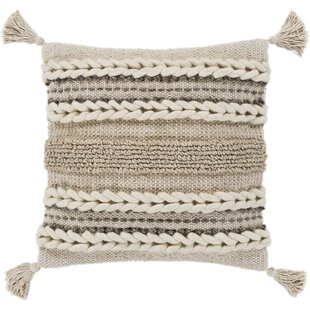 Clapper Texture Throw Pillow Cover