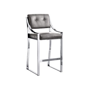 Club Savoy 29.5 Bar Stool by Sunpan Modern Wonderful