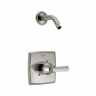 Ashlyn Shower Faucet Trim with Metal Lever Handle