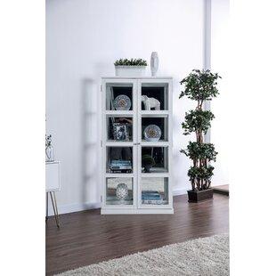 Gracie Oaks Rehkop Curio Cabinet