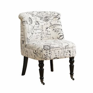 Alviva Slipper Chair by Ophelia & Co.