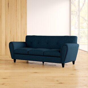 Peirce Buttoned Traditional Sofa
